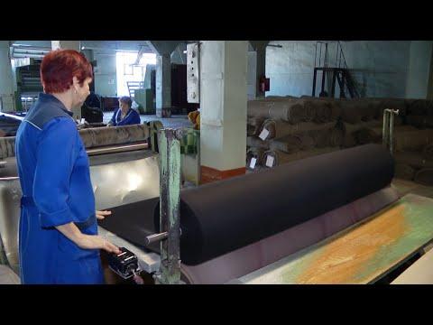 Легендарное текстильное предприятие со 120-летней историей возобновило работу в Тамбовской области