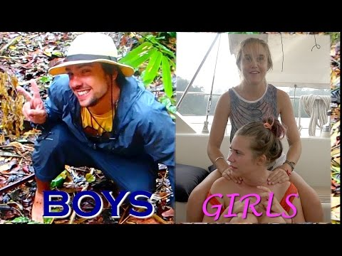 Exploring The Andaman Islands- Boys Day, Girls Day!  Sailing SV Delos Ep. 72
