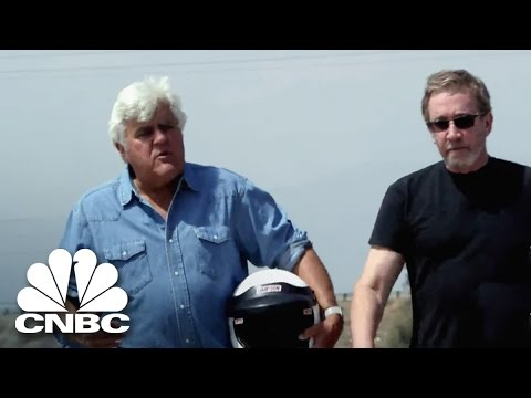 jay leno s garage jay leno vs tim allen youtube. Black Bedroom Furniture Sets. Home Design Ideas
