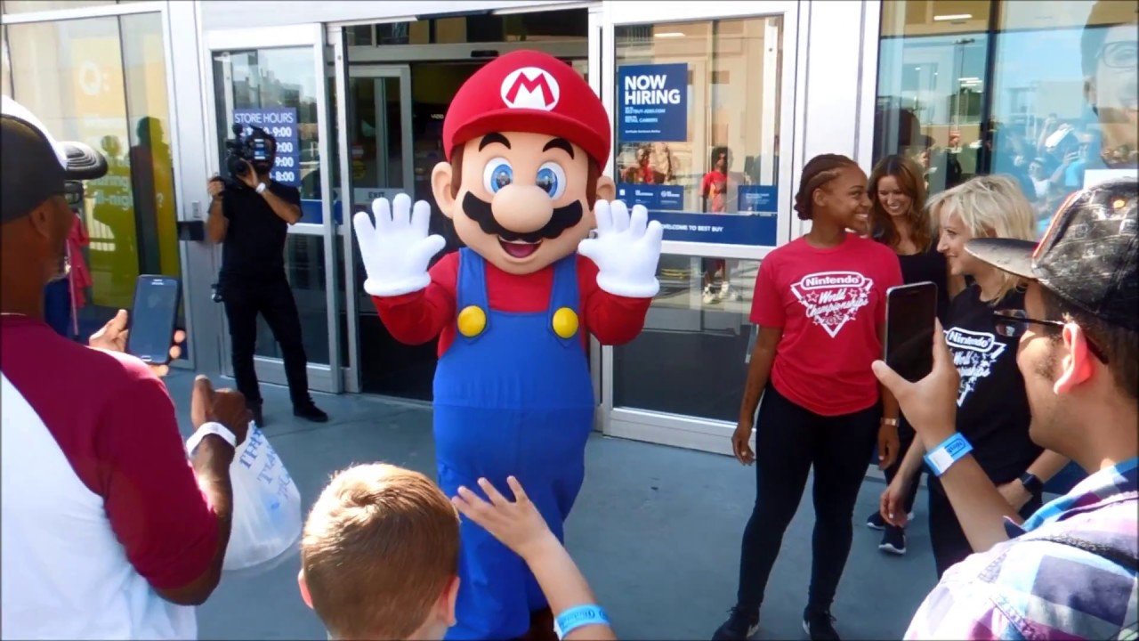 Nintendo World Championships 2017 Qualifiers at Best Buy in Bronx, NY