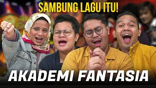 Sambung Lagu Itu! Akademi Fantasia | SEISMIK Challenge