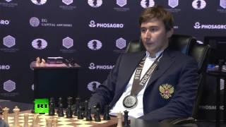 Карякин в интервью RT после поединка с Карлсеном  Хочу вернуть в Россию шахматную корону