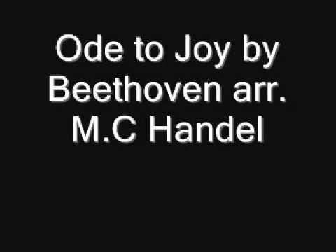 Ode to Joy Recorder Accompaniment