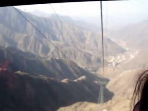 Cable Car Scandal ( Abha,Saudi Arabia )