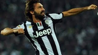 Andrea pirlo ● top 10 free kicks of all time ● hd