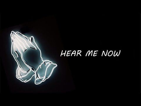 HEAR ME NOW - TYLER JOSEPH (Lyric Video)
