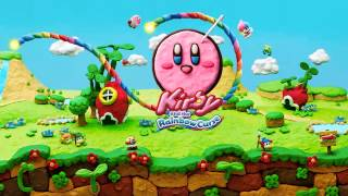 Kirby and the Rainbow Curse Music - Top Ride Medley & City Trial