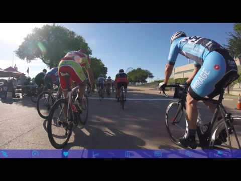 King Racing C Crit (Cat 4/5) in 4K HD at Fair Park in Dallas, TX on 4/27/2017