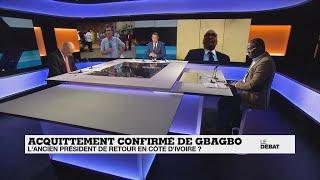Acquittement confirmé de Gbagbo : l'ancien président de retour en Côte d'Ivoire ?