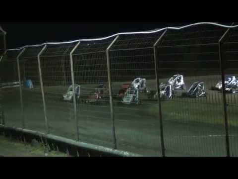 2014 Strothers Memorial Feature Race Alvin