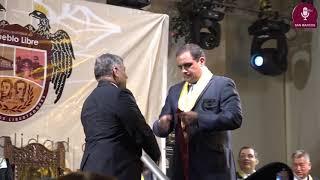 Tema:DISTRITO DE PUEBLO LIBRE DISTINGUE AL RECTOR DE LA UNMSM
