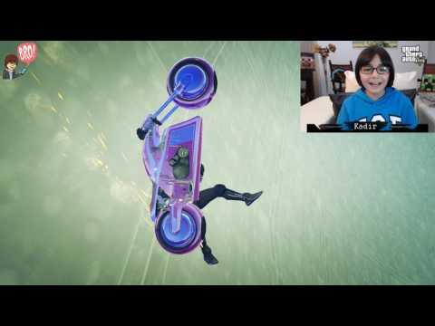 GTA 5 Online Tron Eğlence Dorukta - BKT - Ruslar.Biz