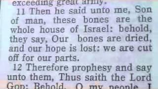717 Chronological Bible (Captivity) Ezekiel 37