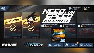 Need For Speed No Limits Android Mitsubishi Lancer Evo VI FlashBack Dia 2 Centrado