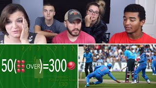Cricket for Americans | Video REACTION!
