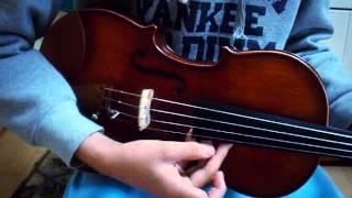 Canon Rock Versi Biola - Keren Baned Biola bisa dijadiin ukulele buat nynyiin Canon Rock