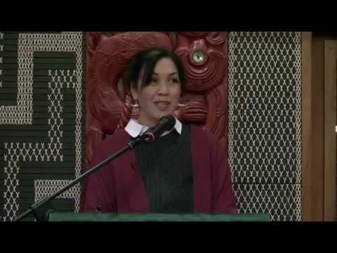 Ki wīwī, ki wāwā—Normalising the Māori language - Professor Rawinia Higgins