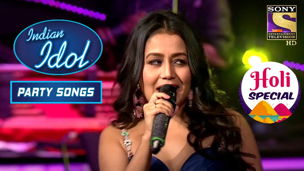 Download Neha Kakkar ने दिया एक Mesmerizing Performance | Indian Idol - Party Songs Mash-Up | Holi Special
