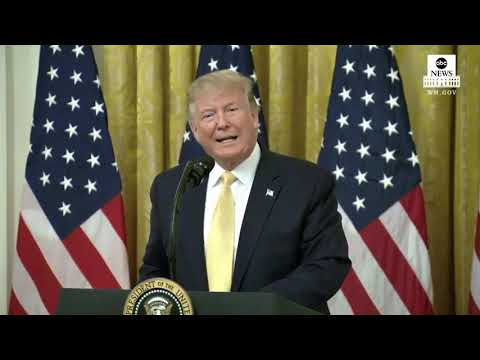 President Trump delivers remarks at The Presidential Social Media Summit| ABC News