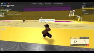 Roblox basketball seniseawy gets exposed by iikobe24