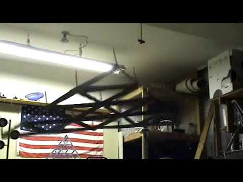 Antigravity Lifter Flight-Test Footage