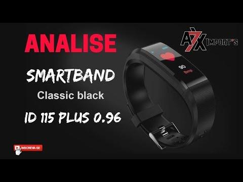 Analise ID 115 PLUS smartband