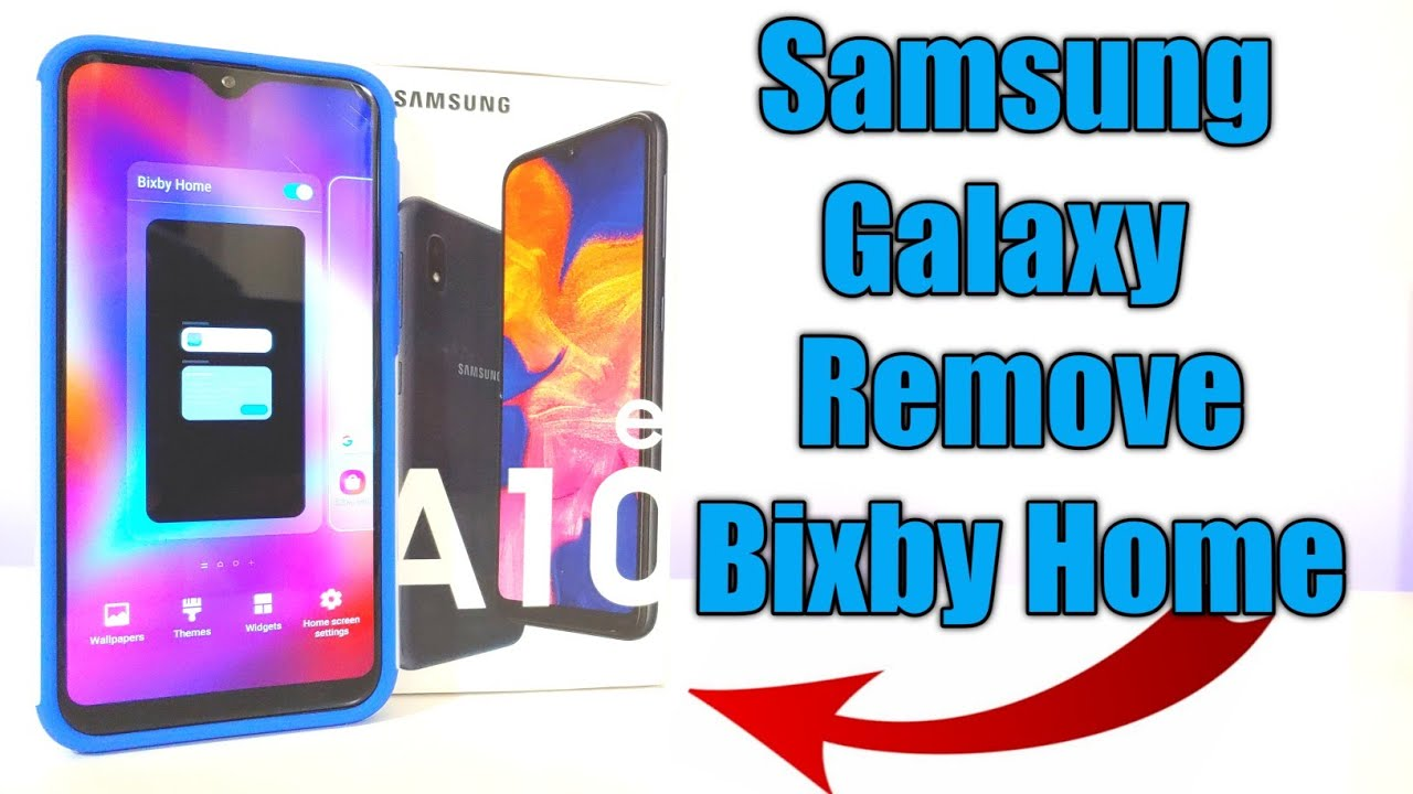 How to disable bixby home on Samsung Galaxy A Series ...