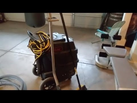 Equipment For Starting A Carpet Cleaning Business