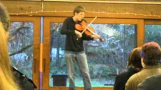 SeptiCON No Talent Talent Show - Christopher Jenkins