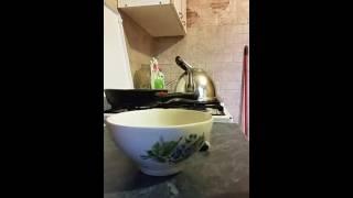 Приготовление шарлотки,Пошаговый рецепт.
