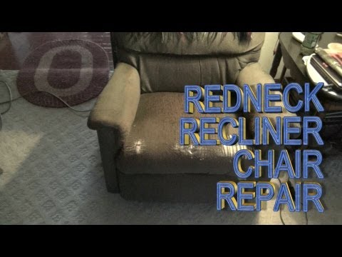 Adjust Pitch Of A Recliner By Adjusting Base Settings