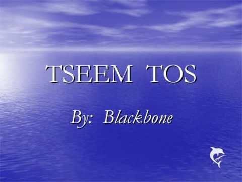 Hmong Love Song by Blackbone - Tseem Tos