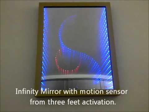 Infinity Mirror- by www.infinitymirrorart.com