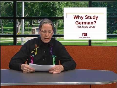 Northern State University::  Aberdeen, SD - Why Study German?