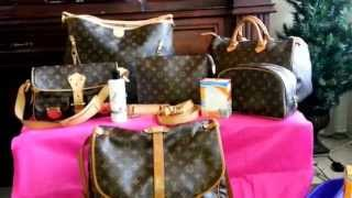 Annual Spring Cleaning: Louis Vuitton Handbags and Accessories!!!!!