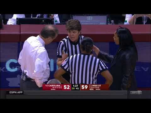 NCAA Women's Basketball Rules: Live and dead ball unsporting fouls