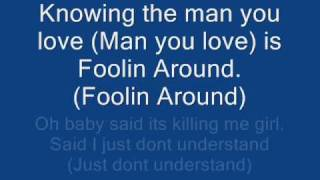 Usher foolin around