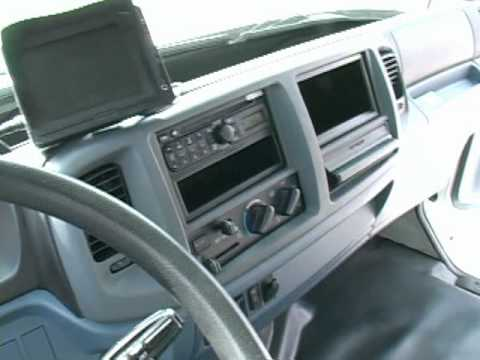 Hino Box Truck 08 4361 Mpg Youtube