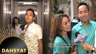 wow ada lift dirumah baru denny dahsyat 30 agustus 2016