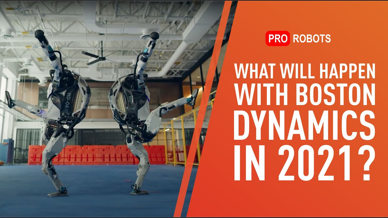 Boston Dynamics' New Robot Tricks