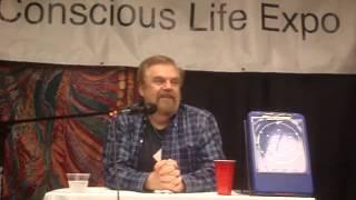 Concsious Life Expo 2015 (speaker: Ron Amitron / Creation Lightship / Saturday Lecture)