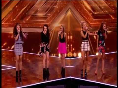 THE X FACTOR 2014 BOOT CAMP - ONLY THE YOUNG &...