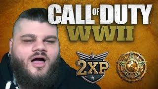 CALL OF DUTY WORLD WAR II | MASTER PRESTIGE NIVEL 138 | PUNTOS DOBLES!