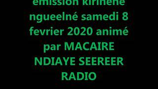 Kirinene Nguelne this Saturday,  8 February 2020