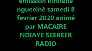 Kirinene Nguelne this Saturday,  8 February 2020