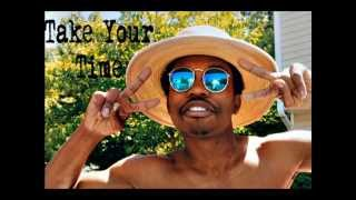 "Raury Ft Kanye West & Big Sean ""Take Your Time"" Instrumental"