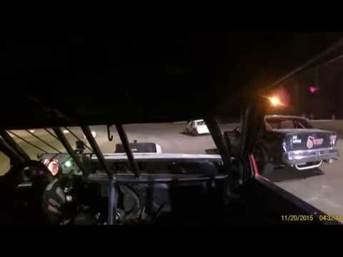 Silver Bullet Speedway Street stock #107 7-02-16