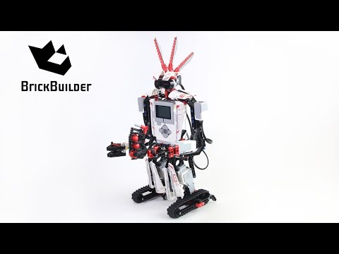 Lego Mindstorms 31313 Ev3rstorm Lego Speed Build Youtube
