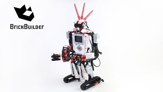 Lego Mindstorms 31313 EV3RSTORM - Lego Speed build