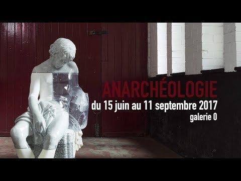 Teaser | Anarchéologie | Exposition | Centre Pompidou